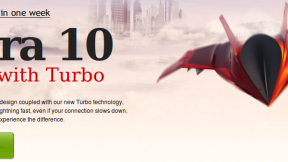 The new Opera 10