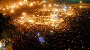 Tahrir sq. Nov 22nd - photo by @LilianWagdy